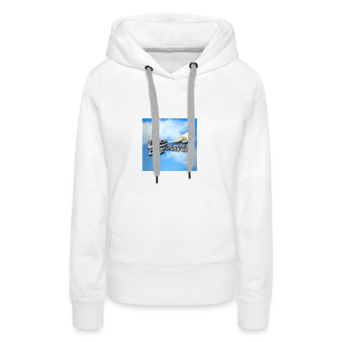 DakDuiven shirt - Vrouwen Premium hoodie