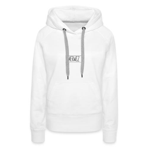 Vrouwen T-Shirt | Merwiz - Vrouwen Premium hoodie