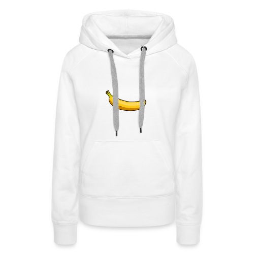 banananaanananana - Vrouwen Premium hoodie