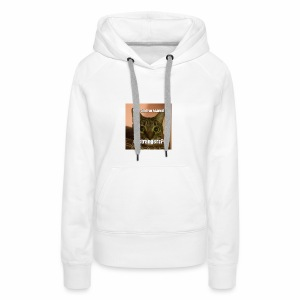 Why am I so scared of strangers? - Women's Premium Hoodie