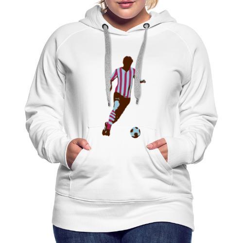Spartaan - Vrouwen Premium hoodie