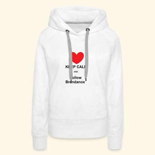 Follow Me - Frauen Premium Hoodie
