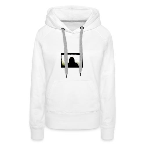 97977814589213859 - Sweat-shirt à capuche Premium pour femmes