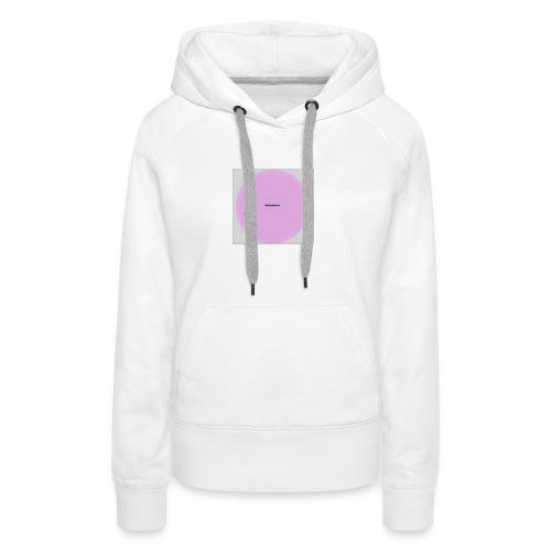 lukewarm logo - Women's Premium Hoodie