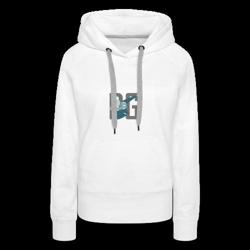 Original Dabsta Gangstas design - Women's Premium Hoodie