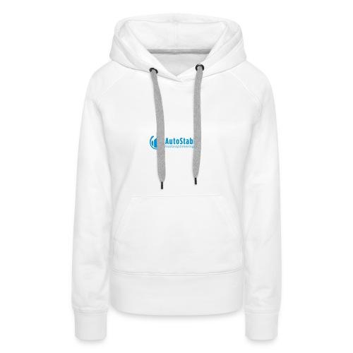 T-Shirt med bra power - Sverige - Premiumluvtröja dam