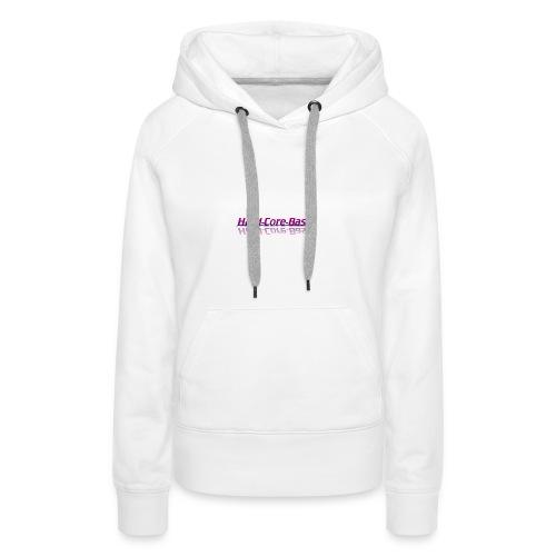 cooltext266459131780459 - Frauen Premium Hoodie