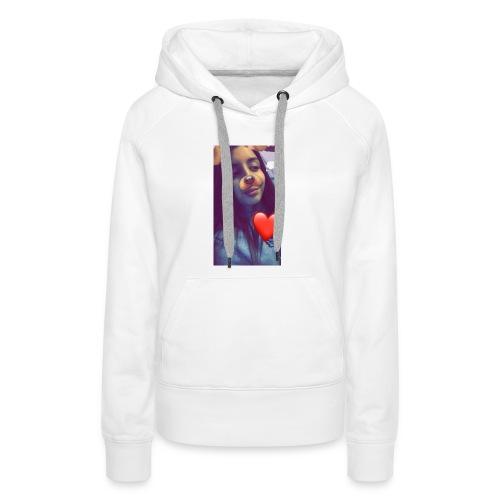 shania - Sweat-shirt à capuche Premium pour femmes