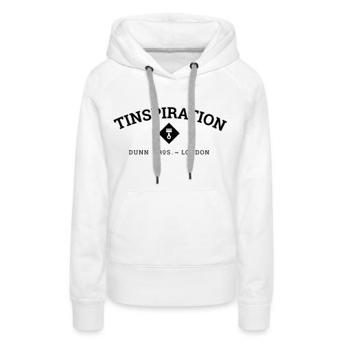 Tinspiration Logo - Women's Premium Hoodie