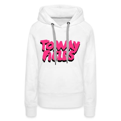 Signature tee - Vrouwen Premium hoodie