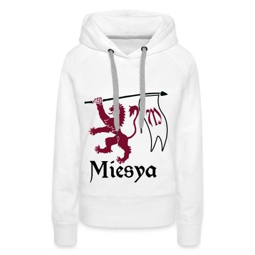 Miesya Shirt Man - Vrouwen Premium hoodie