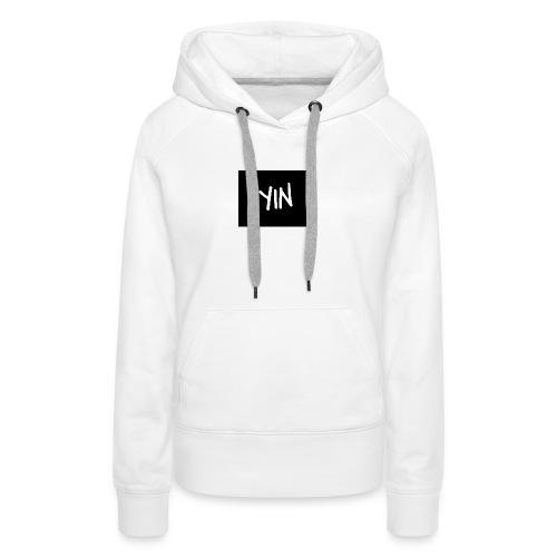 YIN - Frauen Premium Hoodie