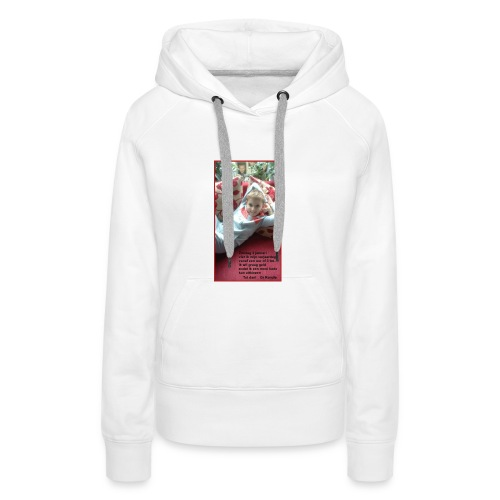 ZIWSQSsJ91xd - Vrouwen Premium hoodie
