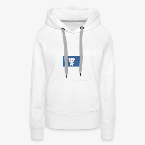 Happy Cat - Women's Premium Hoodie