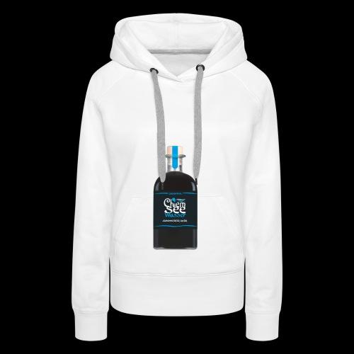 Chiemsee Wasser - Frauen Premium Hoodie