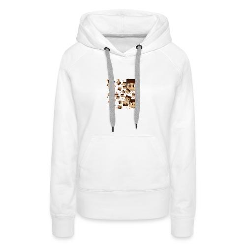 TsaiclonGaming || Krezor SnapBack - Vrouwen Premium hoodie