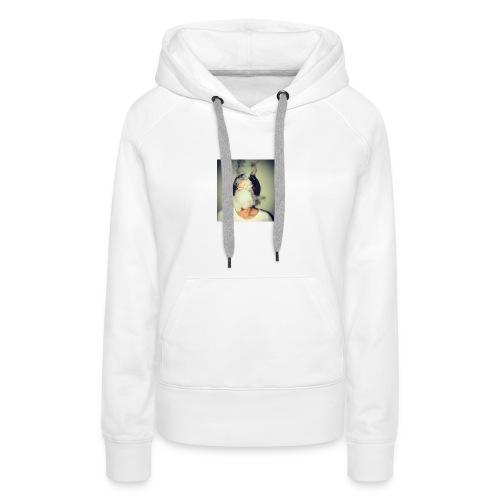 tumblr pic - Frauen Premium Hoodie