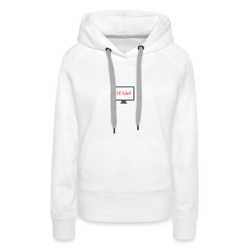 IT Girl - Women's Premium Hoodie