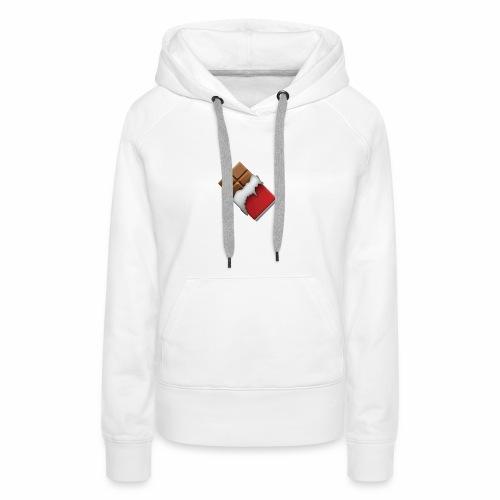 Nawk - Sweat-shirt à capuche Premium pour femmes