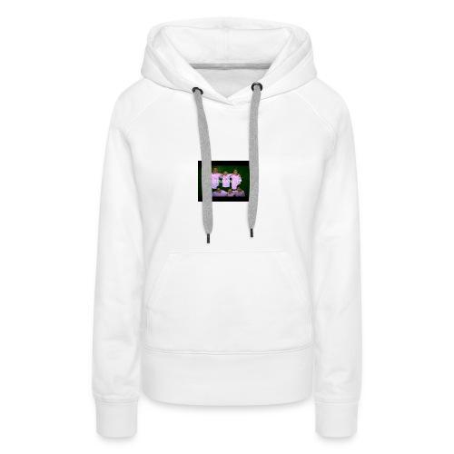 shirt with DutchKickerz NL - Vrouwen Premium hoodie