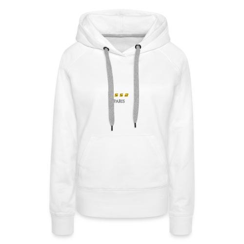 ISSA - Women's Premium Hoodie