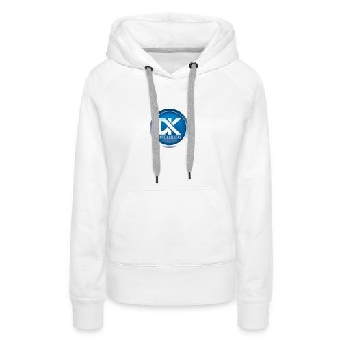 Lange Mouwen Shirt Vrouwen - Vrouwen Premium hoodie