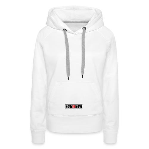 nowIKnow - Women's Premium Hoodie
