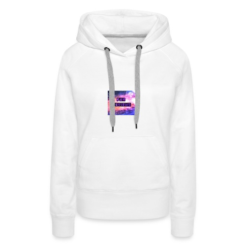 fun reviews merch - Women's Premium Hoodie