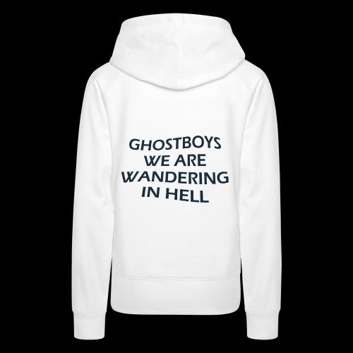 Ghostboys - Frauen Premium Hoodie