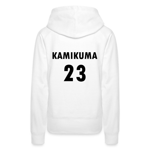 KamiKuma 23 - Frauen Premium Hoodie