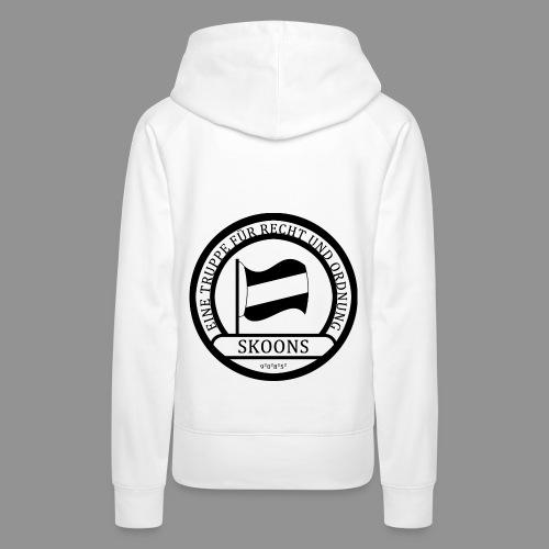 Eine Truppe für Recht und Ordnung - SKOONS - Frauen Premium Hoodie