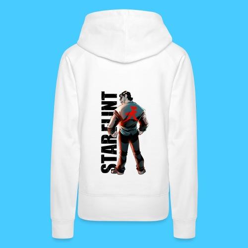 Vargas Draco - Sweat-shirt à capuche Premium pour femmes