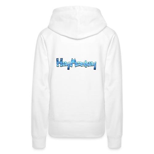 MonleyArmy Merch - Frauen Premium Hoodie