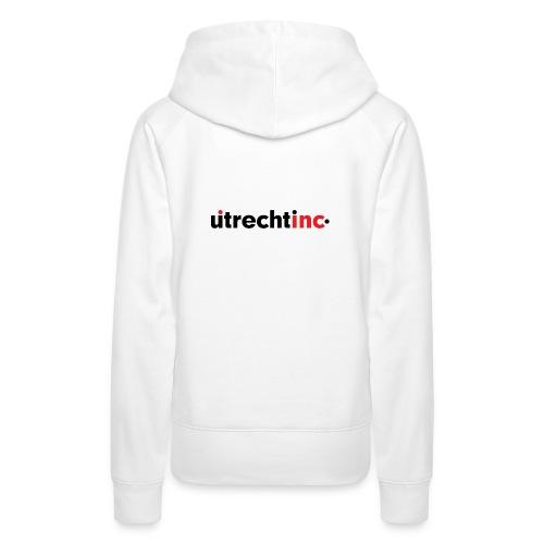UtrechtInc - Vrouwen Premium hoodie