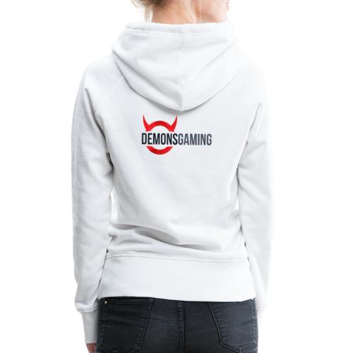 DemonsGaming Fanshop - Frauen Premium Hoodie