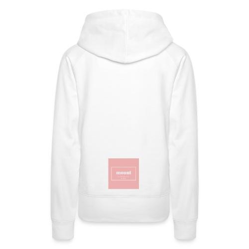 M O U N T apparel AMS - Vrouwen Premium hoodie
