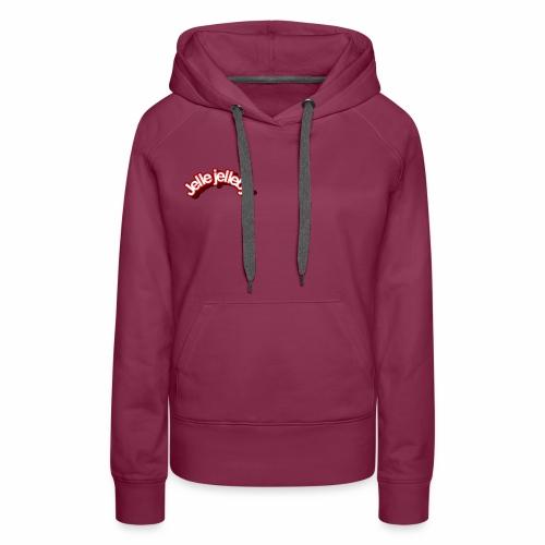 JELLE JELLEBY MERCH🔥 - Sweat-shirt à capuche Premium pour femmes