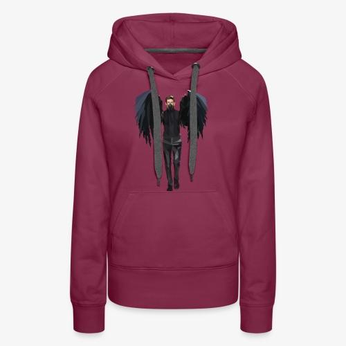 Birdman - Sweat-shirt à capuche Premium pour femmes