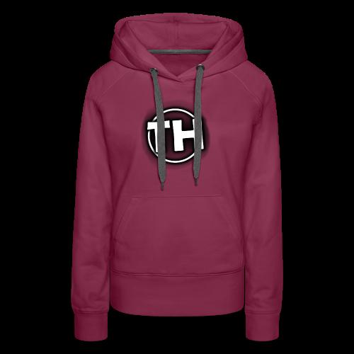 Men's TankTop - TooHard Logo 5 - Women's Premium Hoodie