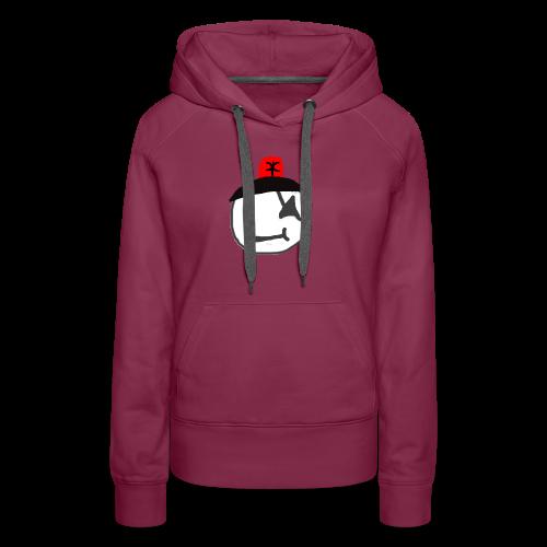 Haramstufe Rot - Frauen Premium Hoodie