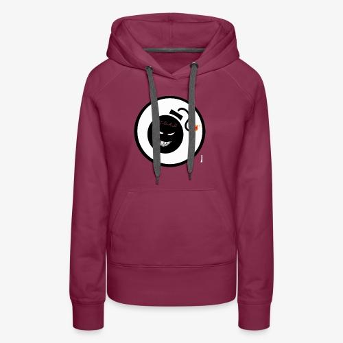 LeeMcG - MOAB Logo - Women's Premium Hoodie