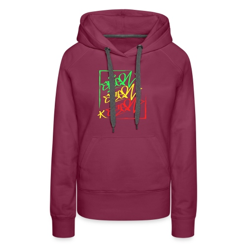ASER reggae-style - Frauen Premium Hoodie
