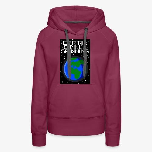 Earth Merch - Frauen Premium Hoodie