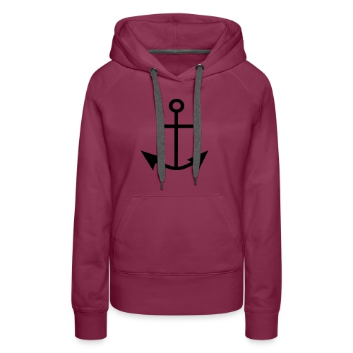 ANCHOR CLOTHES - Women's Premium Hoodie