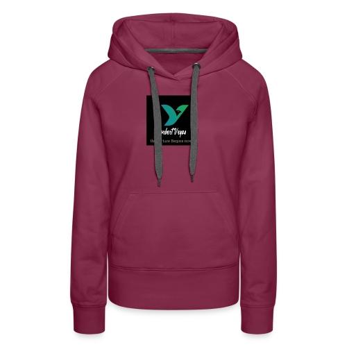 vegas - Vrouwen Premium hoodie