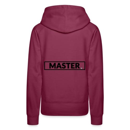 Master Premium - Frauen Premium Hoodie