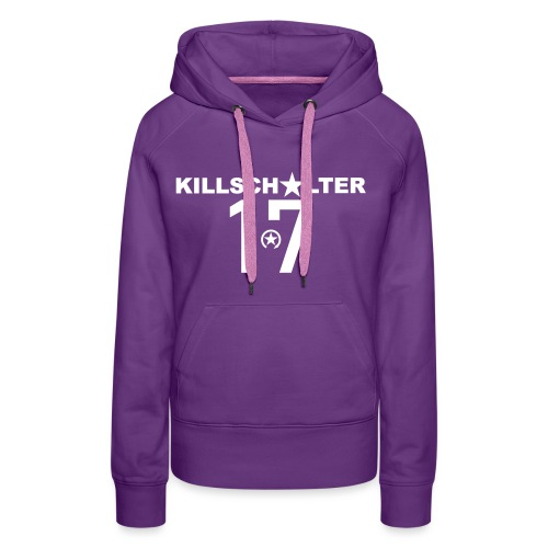 KILL SWITCH 17 0KS03 W - Women's Premium Hoodie