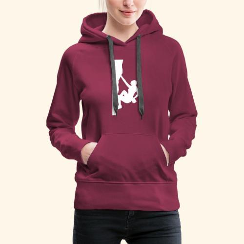 Frauenversion 1 - Frauen Premium Hoodie