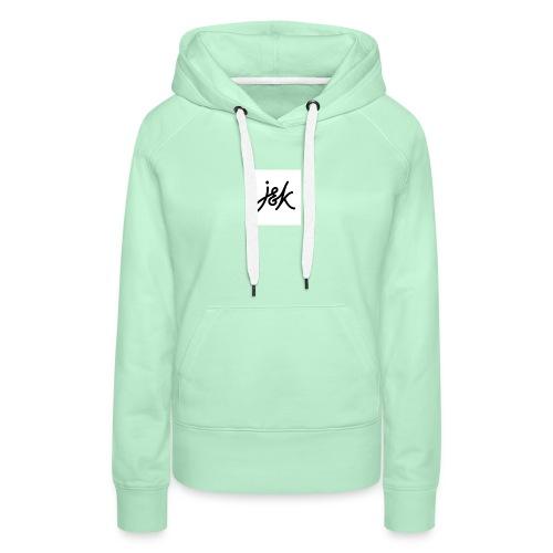 J K - Women's Premium Hoodie