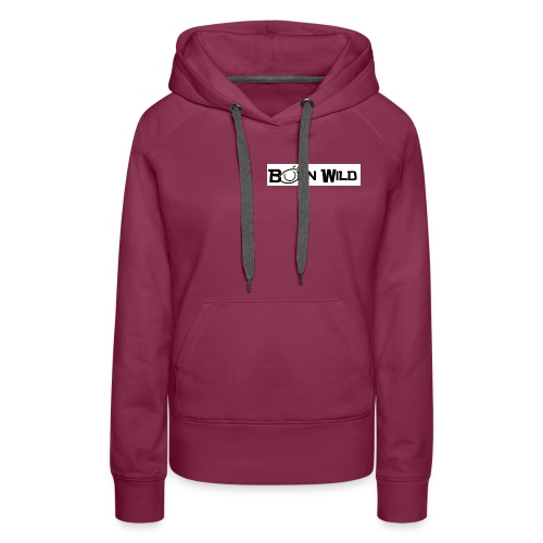 Just Music - Frauen Premium Hoodie